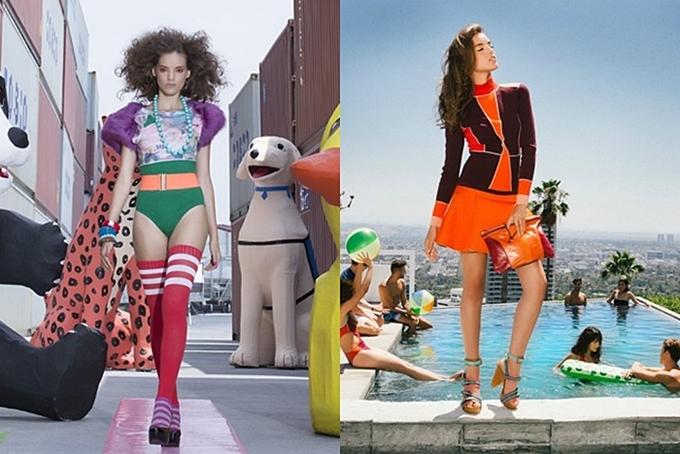 Những hình ảnh của tân Miss World 2014 tại cuộc thi Next Top Model ở quê nhà cách đây 4 năm.