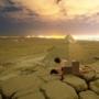Nhiếp ảnh gia Đan Mạch sex trên đỉnh kim tự tháp Ai Cập