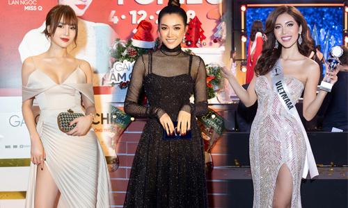 6 mỹ nhân Việt mặc đẹp nhất tuần (10/12)