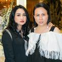 Thanh Lam dự tiệc cùng bạn gái Quách Ngọc Ngoan