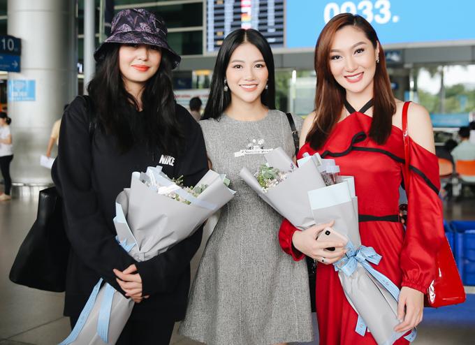 Hoa hậu Trái đất 2018 dự định đưa hai mỹ nhân nước ngoài đi thưởng thức các đặc sản ẩm thực Việt Nam trong thời gian họ lưu lại đây.