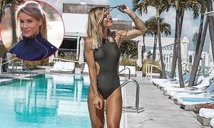 Nữ cảnh sát Đức gây 'sốt' với ngoại hình người mẫu