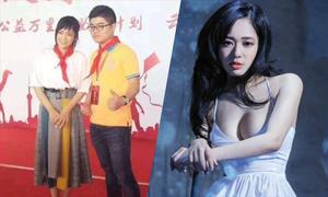 Công ty Trung Quốc bị phạt vì cho sao khiêu dâm đeo khăn quàng đỏ
