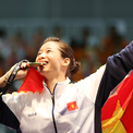 Dương Thúy Vi - cả thanh xuân cống hiến cho thể thao