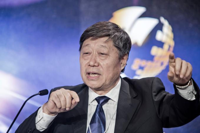 Chủ tịch gia dụng Haier: Vụ bắt con gái ông chủ Huawei gây lo lắng cho mọi lãnh đạo doanh nghiệp Trung Quốc. Ảnh: Bloomberg.