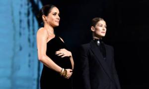 Harry - Meghan có thể sắp chào đón hai con gái sinh đôi