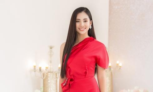 Tiểu Vy thích độc, lạ nên chọn hát 'Lạc trôi' thi tài năng Miss World