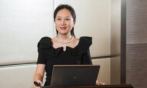 Tiểu thư nhà Huawei được tự do nhờ 7,5 triệu USD