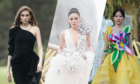 """4 màn catwalk """"hút view"""" nhất của sao Việt năm 2018"""