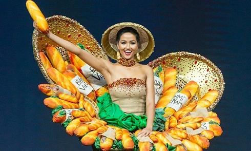 'Bánh mì' được Missosology bình chọn vào top 10 trang phục dân tộc