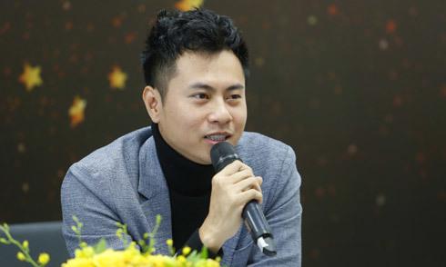 Nhạc sĩ Dương Cầm tiếp tục làm giám đốc âm nhạc giải Sao Mai