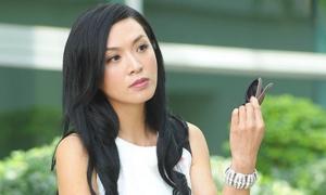 Hoa hậu châu Á ly dị vì hôn nhân thiếu tình dục