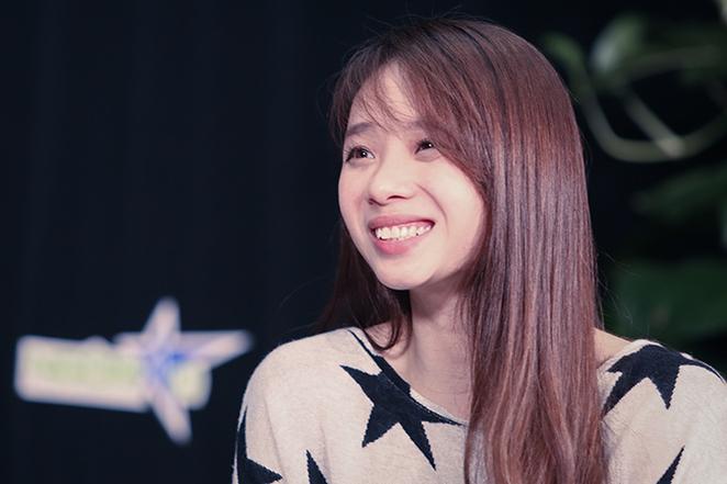 Dương Thuý Vi bất ngờ vì được đề cử giải Ngôi sao của năm