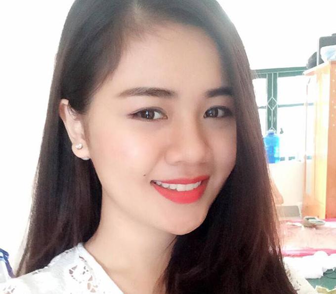 Chị Dương Thị Thùy Phương là cựu hoa khôi Đại học Vinh. Ảnh: FBNV