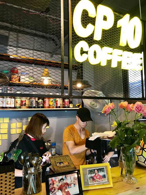 2 quán cà phê ở Hà Nội nơi fan dễ gặp Công Phượng, Quang Hải nhất