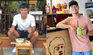 2 quán cà phê ở Hà Nội dễ gặp Công Phượng, Quang Hải, Đức Chinh