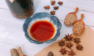 Rượu mai quế lộ dùng cho món nướng