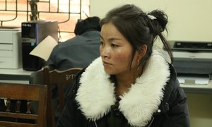 Khởi tố người đàn bà bán thôn nữ sang Trung Quốc làm vợ