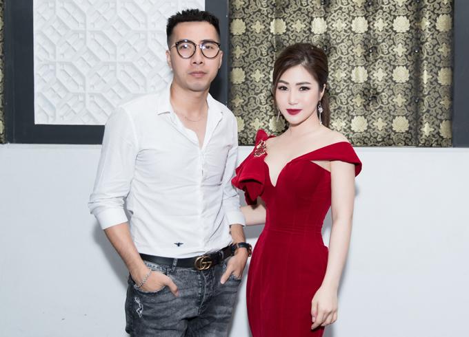 Nhạc sĩ Only C là đàn anh trong nghề thân thiết của Hương Tràm.
