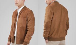 Những kiểu áo jacket sành điệu cho phái mạnh mùa thu đông