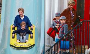 Cách nuôi dạy con của Diana khiến Thái tử Charles nổi cáu