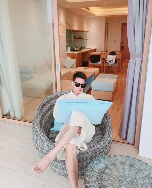 Sở thích du lịch khắp chốn của tiền vệ điển trai Nguyễn Huy Hùng - 13