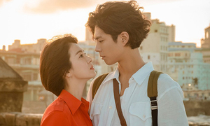 Những khoảnh khắc tình tứ của Song Hye Kyo và Park Bo Gum