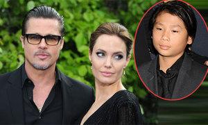 Brad Pitt bị đồn từng không muốn nhận nuôi Pax Thiên