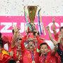 Việt Nam vô địch AFF Cup sau 10 năm
