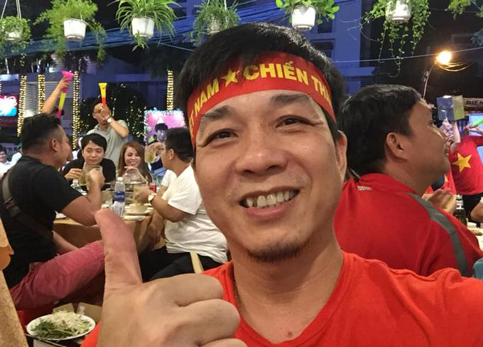 Sao Việt sung sướng tột độ khi Việt Nam vô địch AFF Cup