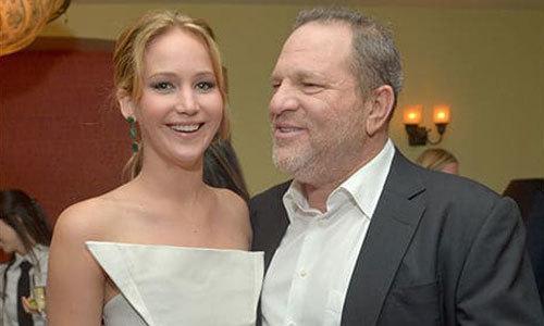 Trùm Hollywood khoe từng ngủ với Jen Lawrence để dụ gái