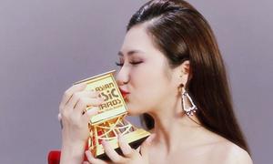 Hương Tràm đoạt giải 'Nghệ sĩ châu Á xuất sắc' tại MAMA 2018