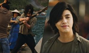 Noo Phước Thịnh để lại tóc dài, đánh đấm quyết liệt trong MV mới