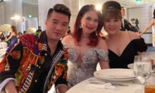 Ảnh hot 17/12: Ca sĩ Thanh Thảo mặc hở bạo sau sinh