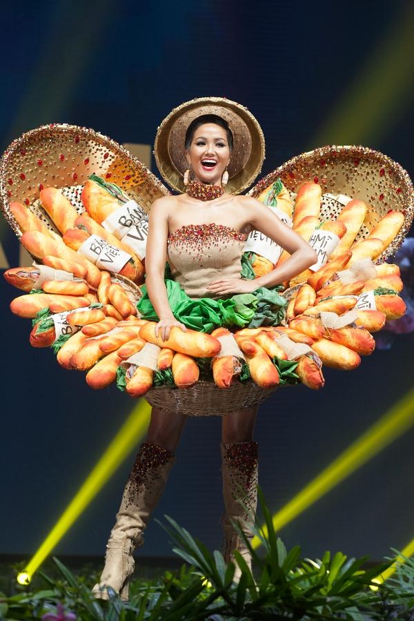 HHen Niê nổ lực toả sáng ở Miss Universe (em đẩy lại bài hoàn chỉnh) - 11
