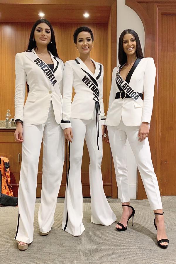 HHen Niê nổ lực toả sáng ở Miss Universe (em đẩy lại bài hoàn chỉnh) - 12