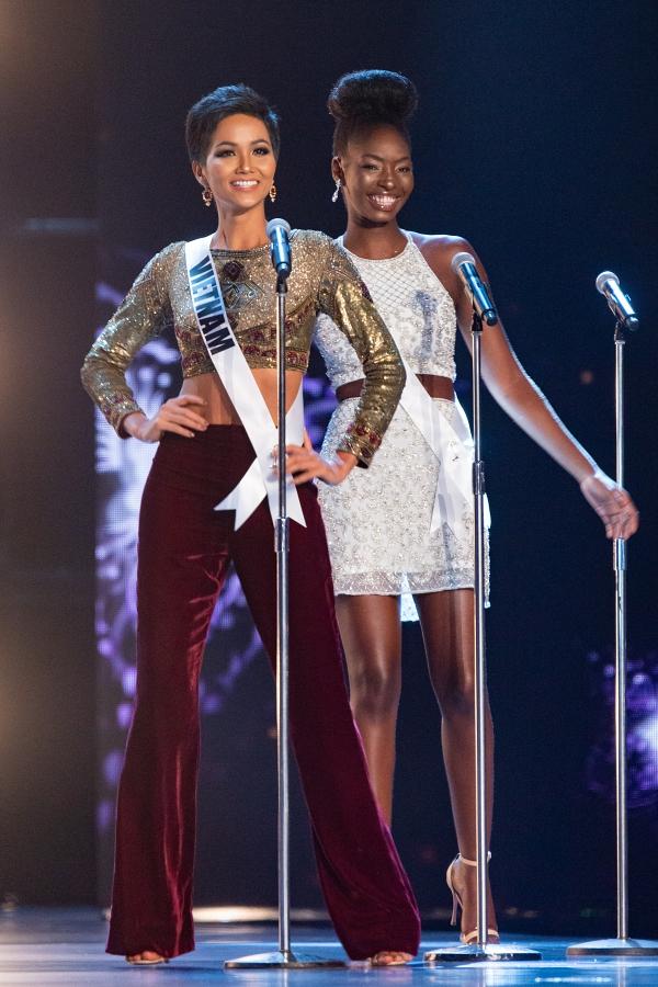 HHen Niê nổ lực toả sáng ở Miss Universe (em đẩy lại bài hoàn chỉnh) - 14