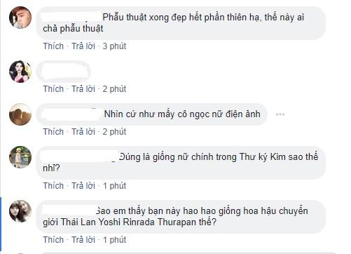 Sau lột xác, 9x Nam Định được ví như  hoa hậu chuyển giới Thái Lan - 2