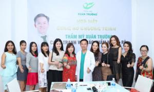 Thẩm mỹ Xuân Trường tung chương trình làm đẹp giá rẻ