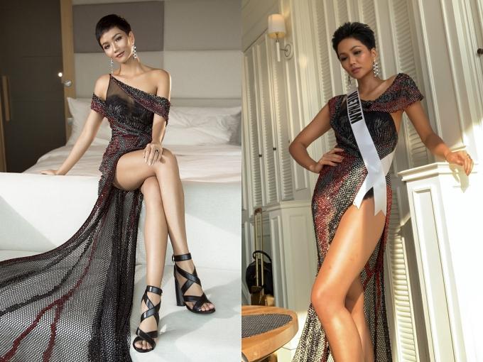 HHen Niê nổ lực toả sáng ở Miss Universe (em đẩy lại bài hoàn chỉnh) - 2
