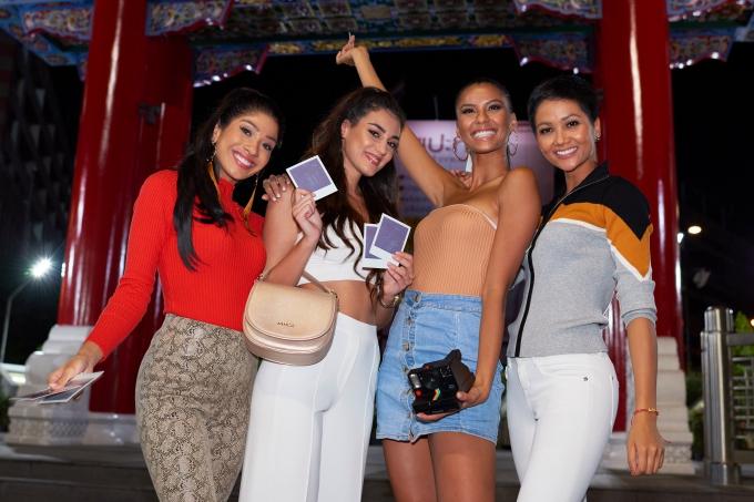 HHen Niê nổ lực toả sáng ở Miss Universe (em đẩy lại bài hoàn chỉnh) - 4