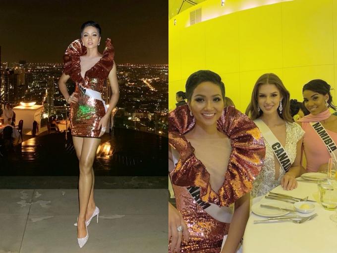 HHen Niê nổ lực toả sáng ở Miss Universe (em đẩy lại bài hoàn chỉnh) - 5