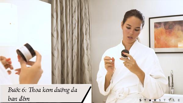 Catriona Grays 10 Step Nighttime Skincare Routine - 5
