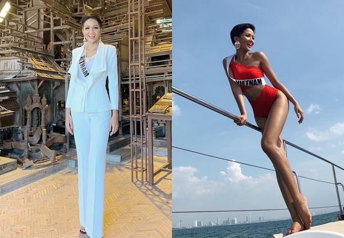 HHen Niê nổ lực toả sáng ở Miss Universe (em đẩy lại bài hoàn chỉnh) - 7