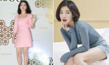 Song Hye Kyo trên tạp chí khác xa đời thực