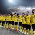 Cầu thủ Malaysia 'thức dậy ở Hà Nội với nỗi buồn tê tái'