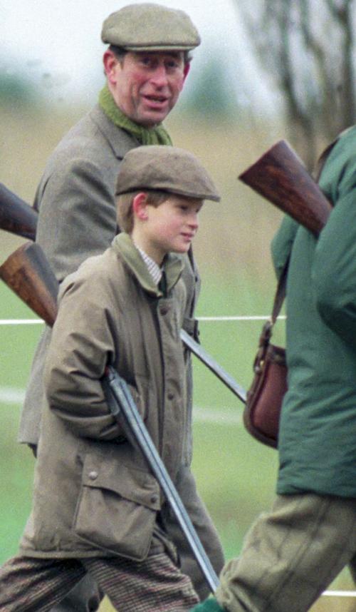 Meghan bảo Harry hắt hủi William và không đi săn cùng hoàng gia - 1