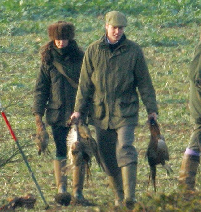 Meghan bảo Harry hắt hủi William và không đi săn cùng hoàng gia - 2