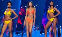 10 thí sinh đẹp nhất Miss Universe đọ dáng với bikini