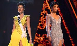Những bộ cánh giúp H'Hen Niê tỏa sáng tại Miss Universe